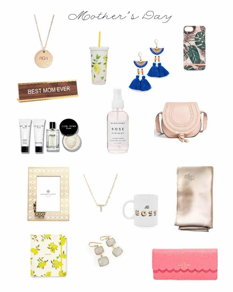 The Ultimate Mothers Day Gift Guide by motherhood blogger Liz of Pure Joy Home