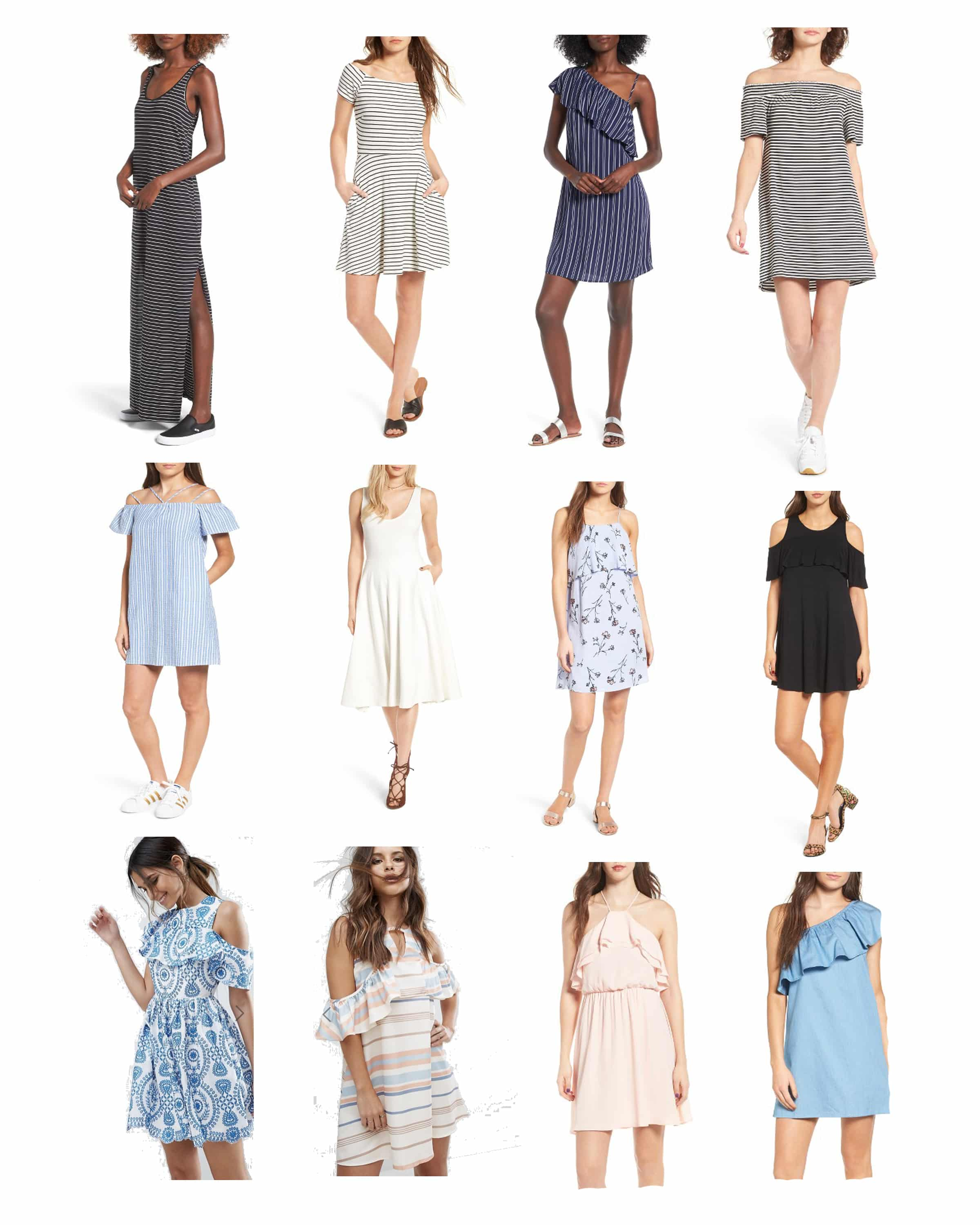 casual summer dresses under $50