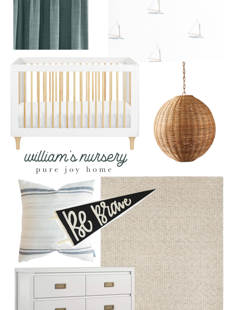 William's Nursery Inspo