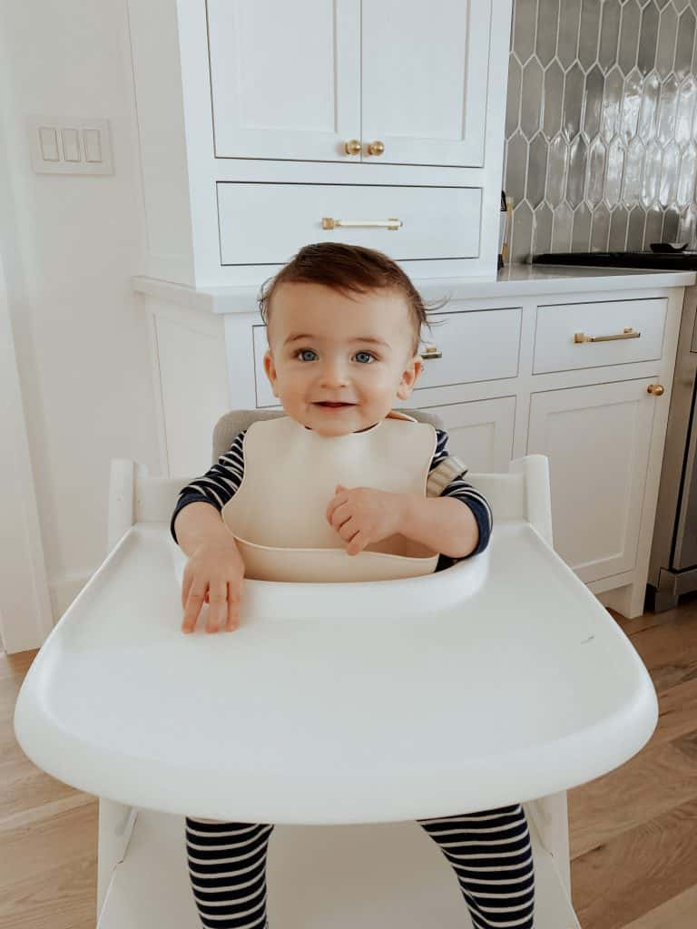 Feeding William | Introducing Solids & Textures